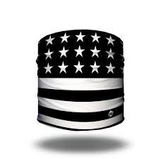 White American Flag American Flag Bandana Women U0027s Headbands Hoo Rag