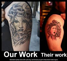 Tattoo Meme - you get what you pay for tattoo edition album on imgur