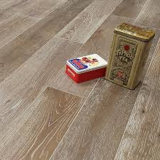 linford smoked oak brushed white wash uv 18mm engineered