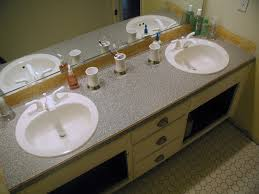How To Install A Bathroom Sink And Vanity by Project Bathroom Vanity With Laminate Over Laminate U2013 Front Porch