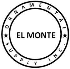 el monte ornamental supply inc