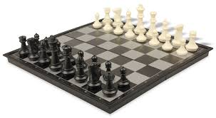 chess u0026 checkers folding magnetic travel set 14