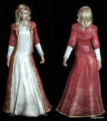 wedding dress skyrim which one should i work on amino