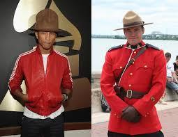 Pharrell Hat Meme - best 2014 grammys memes pharrell s oversized hat beyonce s wet