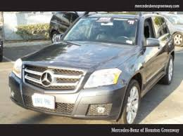 used mercedes for sale in houston tx used mercedes glk class for sale in houston tx 108 used