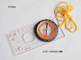 Map Compass Map Compass With Magnifier 7119 Buy Plastic Map Compass With