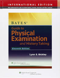 bates guide to physical examination and history taking amazon co