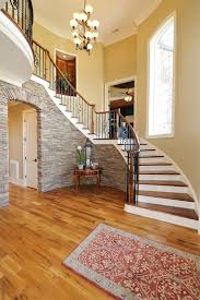 Beautiful Stairs by Hall And Stairs Flooring Ideas Modern Interior Design