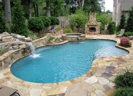 Natural Backyard Pools by Master Pools Guild Residential Pools And Spas Freeform Gallery