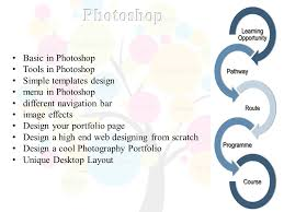 basic in photoshop tools in photoshop simple templates design menu