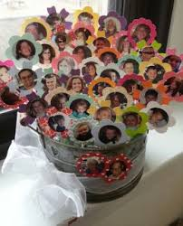 80th Birthday Party Decorations 21 Eye Catching Ways To Use Photos As Party Decorations 80th