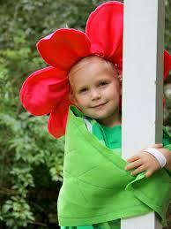 Fat Kid Halloween Costume Rose Costume Costumes Martha Stewart Flower Costume