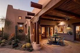 Southwest Outdoor Furniture by Elegant Southwest Patio On Furniture Home Design Ideas With