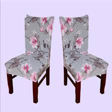 chair covering new spandex stretch printed dining chair cover machine washable