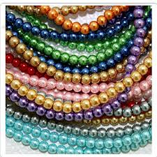 pearls beads necklace images 4mm 195pcs glass beads pearls round pearl beads imitation jewelry jpg
