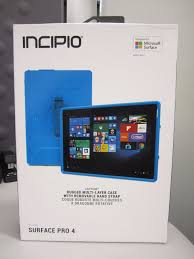 Surface Pro Rugged Case Incipio Capture Ultra Rugged Case W Hand Strap For Microsoft