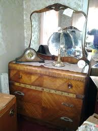 1920s bedroom furniture antique vintage waterfall art bedroom set