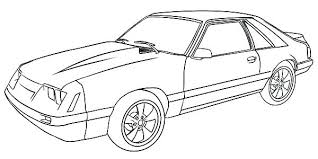free coloring pages of mustang cars mustang car coloring pages mustang coloring page drawing mustang car