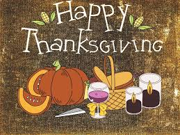 happy thanksgiving to all our loyal readers montco today