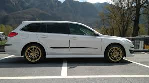 subaru legacy black rims leggera hlt oz racing