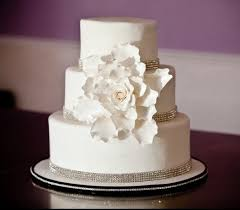 152 best wedding cakes images on pinterest marriage silver cake