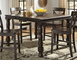 Counter Height Dining Room Set by Gerlane Counter Height Dining Set W Bench Casual Dining Sets
