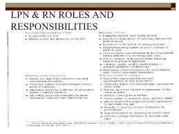 Nursing Home Job Description Resume by Rn Duties Resume Cv Cover Letter