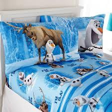 Frozen Bedroom Set Full Disney U0027s Frozen Olaf Pillow Walmart Com