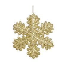 large snowflake ornaments santa s quarters