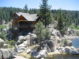 amazing boulder cove lakefront big bear cool cabins