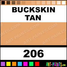 buckskin tan lacquer airbrush spray paints 206 buckskin tan