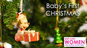 Christmas Decoration For Baby by Baby U0027s First Christmas Decorating With Hallmark Keepsakes Dot