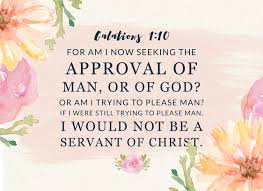 Seeking You Lost Wings Galatians 1 10 Am I Now Seeking The Approval Of Or Of God