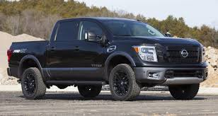 nissan blue truck nissan bringing titan and titan xd range to truck show plus a