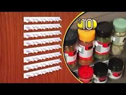 As Seen On Tv Spice Rack Organizer Clip N Store Buy Clip N Store As Seen On Tv Wall Spice Rack