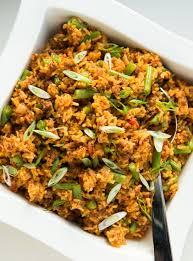 cuisiner le riz casserole de riz au boeuf et aux tomates ricardo