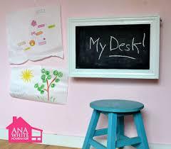 Diy Childrens Desk Diy Diy Childrens Desk Plans Plans Free