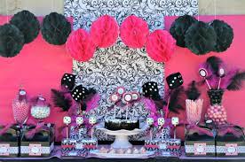 girl birthday party themes kara s party ideas pink bunco themed birthday party via kara s