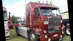 volvo truck 2011 power truck show 2011 part 2 youtube
