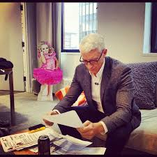 Coopers Office Furniture by Image Anderson Cooper In Office With Honey Boo Boo Cutout Jpg