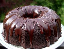 chocolate cherry bundt cake the making baking and consumption of