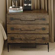Wrought Iron And Wood Nightstands 79 Best Casegoods Images On Pinterest Drawers Cabinets And Dresser