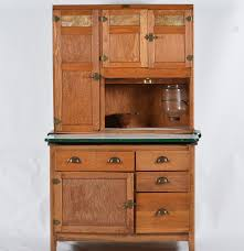 Kitchen Hoosier Cabinet Hoosier Style Oak Wilson Kitchen Cabinet Ebth