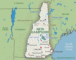 map usa new hshire new hshire map map of new hshire greenwich time
