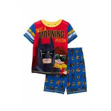 big boys batman pajamas walmart clothing compare prices at nextag