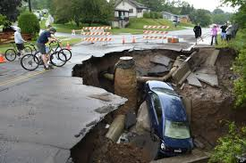 Map Of Sinkholes In Florida by Sinkhole In Hudson Florida Destroys Susan Minutillo U0027s Home While