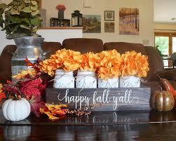 Shabby Chic Fall Decorating Ideas Shabby Chic Handmade Fall Mason Jar Decor Ideas For The Home