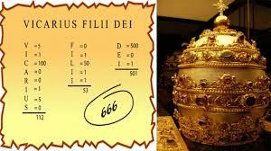 el papa francisco el 666 y la iglesia adventista nelson berrú