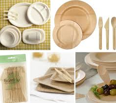 bamboo plates wedding bambu and bagasse disposable dinnerware at branch eco friendly