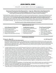 resume template sles sales representative resume tomoney info